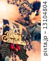 クリスマスリース 13104804