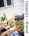 パーティ ホームパーティ 野菜サラダの写真 13106931