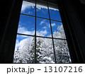 外は雪 13107216