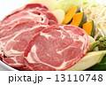 ジンギスカン 焼き野菜 焼肉の写真 13110748