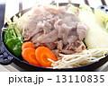 ジンギスカン 焼き野菜 焼肉の写真 13110835