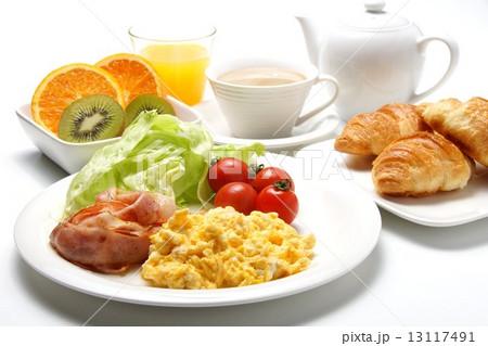 朝食バイキング 13117491