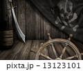 船 ホイール 車輪の写真 13123101