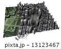 東京駅エリアその1(3DMAP2008年度) 13123467