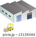 工場イラスト 13136484