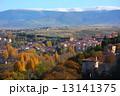 セゴビアのアルカサルから見たカスティーリャ地方の風景 13141375