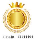 メダル 王冠 ローレル 13144494