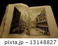 アンティークイラスト「ヴェネツィア ドゥカーレ宮殿」 13148827