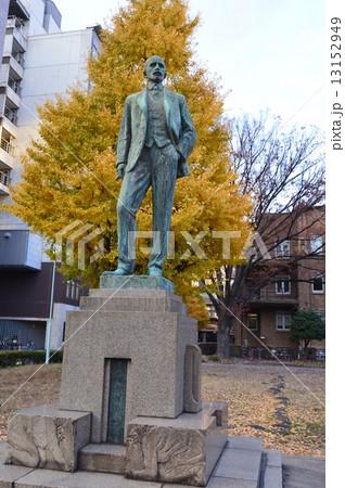 ジョサイア・コンドルの像(東京...
