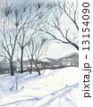 雪 軽井沢 13154090