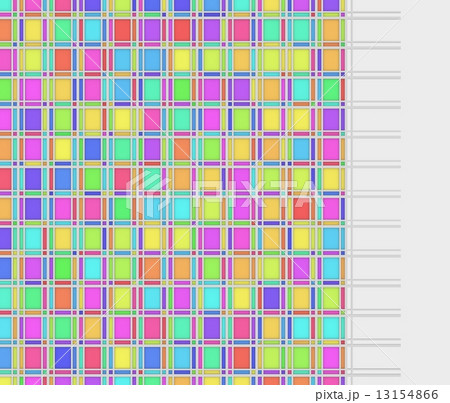 カラフルな窓の背景のイラスト素材 [13154866] - PIXTA