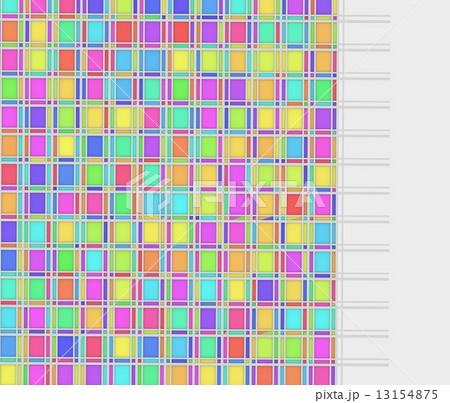 カラフルな窓の背景のイラスト素材 [13154875] - PIXTA