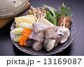 河豚鍋 ふぐ鍋 フグ鍋の写真 13169087