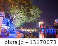 台湾 高雄 ライトアップの写真 13170073