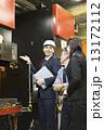 工作機械 案内 人物の写真 13172112