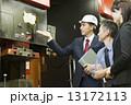 工作機械 案内 人物の写真 13172113