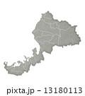 福井県地図 県地図 福井のイラスト 13180113