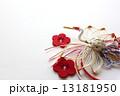 水引 お正月 鶴の写真 13181950