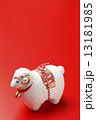 紅白ヒツジ 13181985