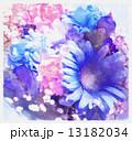 ギフトカード ブルー 13182034