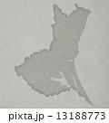 茨城県 茨城県地図 県地図のイラスト 13188773