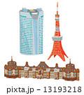東京名所01 13193218