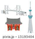 東京名所02 13193404