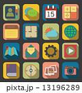 アプリケーション アプリ アイコンのイラスト 13196289