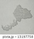 福井県地図 県地図 福井県のイラスト 13197758