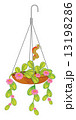 吊るす ハンギング 首吊りのイラスト 13198286