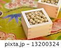 大豆 節分 節分イメージの写真 13200324