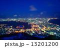 函館の夕景 13201200