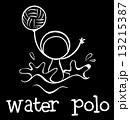 ウォーター 水 水分のイラスト 13215387