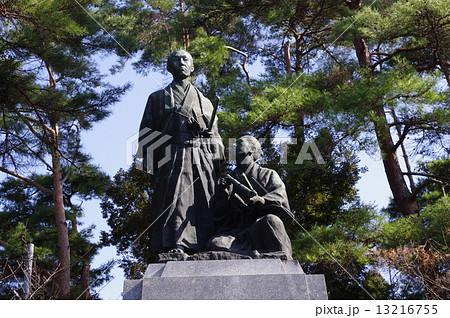 吉田松陰・金子重輔像 13216755