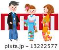 成人式 結婚式 初詣 13222577