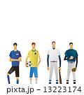 スポーツ選手 13223174