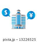 銀行 $ ¥ ドル 円 為替 金融 ファイナンス 13226525