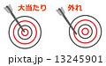 矢と的 13245901