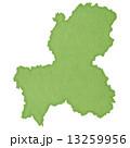 岐阜県地図 県地図 岐阜のイラスト 13259956