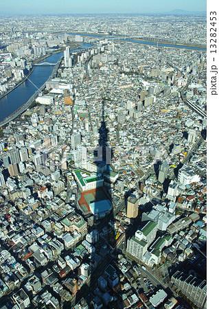 東京スカイツリーからの眺め 13282453