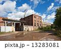 捨てられた 放棄する 工場の写真 13283081
