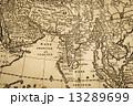 古地図 アジア 13289699