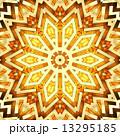スター 星 万華鏡のイラスト 13295185