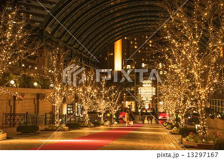 恵比寿ガーデンプレイス クリスマスライトアップ シャンデリア 13297167