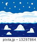 冷たい 寒い 冷酷のイラスト 13297864