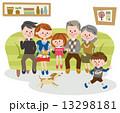 家族 13298181