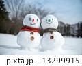 雪だるま 13299915