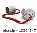 かん 配線 針金のイラスト 13304347