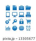 ビジネスアイコンセット 13305677