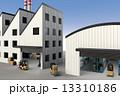 工場と倉庫 13310186